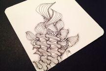 doodles en andere tekeningen / over doodles enzo