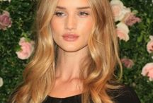 Hair colour: Blonde / Colour & style, for blonde/ golden blonde hair inspiration