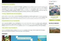 Spanish School / Recursos, infografías y consejos para seguir aprendiendo español.