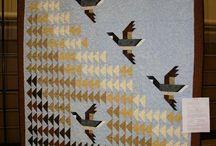 VOLS d'OIES-FLYING Geese