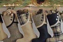 Stockings etc