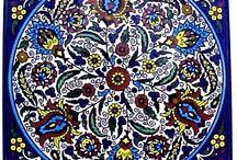 Armenian pottery of Jerusalem