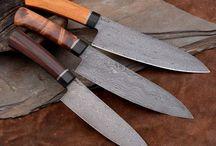Nože kuchařské