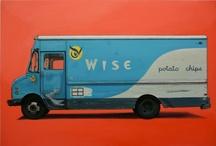 Trucks -by Kevin Cyr