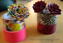 Crafts / by Tiffany Tilley
