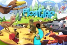 Floaties / #floaties brand new #game #iOS #android coming out soon!  How far can you #float? :)