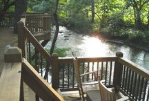 Our rental cabins / Rental Mountain Cabins managed by Avenair Mountain Cabins