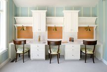 Home Offices & Homework/Study Stations
