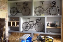 Bike room / Bike storage