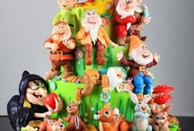 Fancy Cakes-Disney