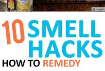 cures for bad smells