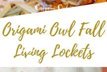 Orgami Owl lockets