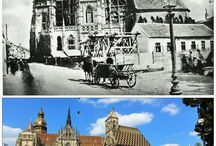 Fotografie KE / SLOVAKIA-KOSICE......porovnanie