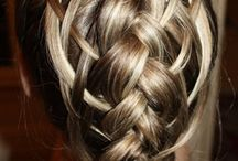 Hair Ideas for the girls / by Tanya Richter