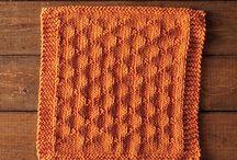Torchon tricoté