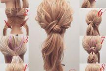 髪型・スタイリング