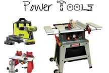 POWER TOOLS FOR WOODWORK