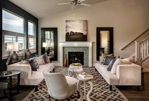 Living Rooms / by Henry Walker Homes