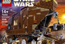 New LEGO Star Wars 75059 Sandcrawler, available in May 2014