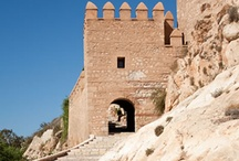 Almeria Alcazaba  / Holding a commanding position above Almeria city centre, the Alcazaba castle is a must see monument and highly recommended historical attraction... http://choose-almeria.com/attractions-almeria-city.php
