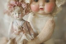 poupées vintages