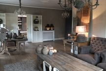 Rustic Home Interior / Ideas and inspiration for home decoration