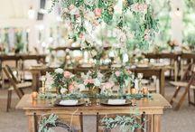 WEDDING STYLING  | Boho