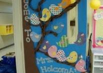 Classroom Door  / by Kelley Heiny