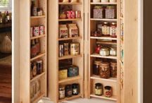 Pantries and Closets