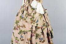 18 век костюм