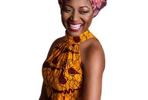 African Women stylings