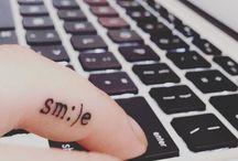 Tatuaggi ❤️