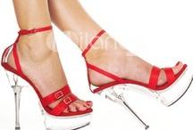 Sandalia Roja 1