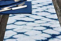 Batikfärgning