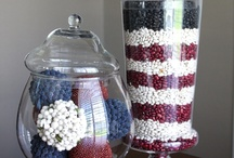 Red white and Blue! / by Katie Gronas