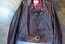 BLJ Style (Black ...or Brown Leather Jacket) / It's all about the perfect biker / moto leather jacket