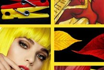Color - RED+YELLOW