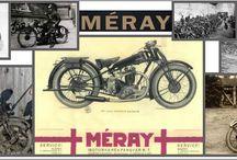 MÉRAY 1923 / MÉRAY Motorcycle Archivum Images