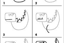 Zeichnen Kinder