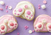 Funky cookies