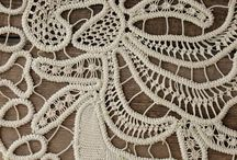 Romania point lace