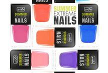 Lakier do paznokci Summer Extreme Nails / Summer Extreme Nails - limitowana kolekcja letnich lakierów do paznokci. Kolorystyka zaprojektowana w myśl zasady HAVE FUN, której towarzyszy radość, uśmiech, słońce, plaża, piękna pogoda oraz wspólne wypady z przyjaciółmi.