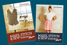 Sewing - Great British Sewing Bee