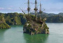 Island Of Treasure / Bay Of Angels