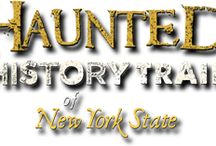 Haunted History Trail / Explore more than 60 Haunted Sites all throughout New York State!
