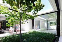 introspective architecture / Where the outside comes inside.......