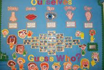 EYFS - All About me