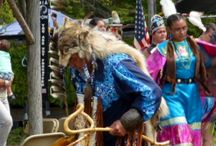 Rendevous 2015 / Annual Pow Wow gathering of Michigan Native American Tribes