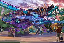 SeaWorld Parks / Pins sobre SeaWorld, Busch Gardens, Aquatica e Discovery Cove, os parques do SeaWorld Parks em Orlando