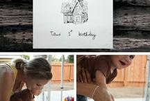 Baby 1st birthday ideas
